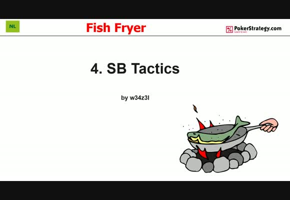 Fish Fryer - Small Blind Tactics (4)