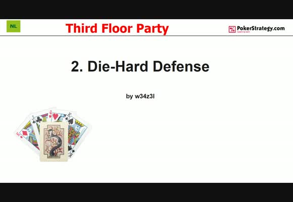 Third Floor Party - Die-Hard Defense (2)