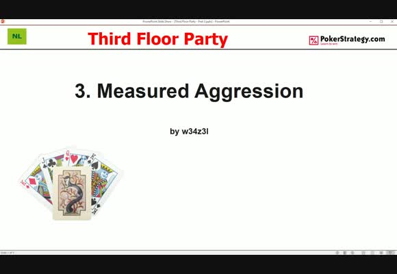 Third Floor Party - Measured Aggression (3)