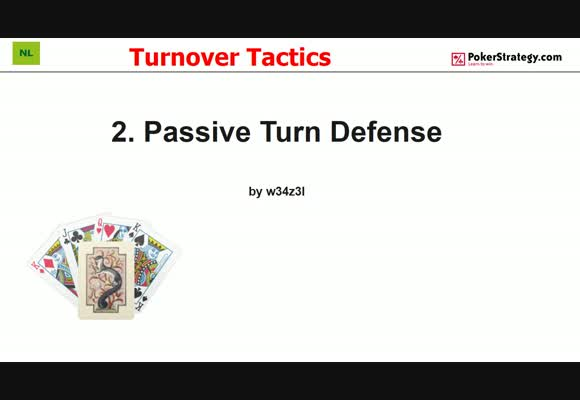 Turnover Tactics - Passive Turn Defense (2)