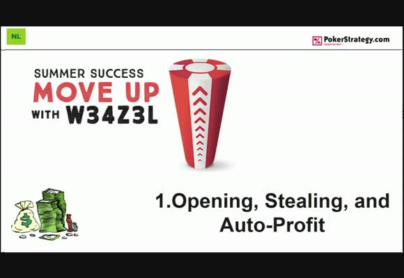 Move Up with w34z3l - Opening, Stealing, and Auto-Profit (1)