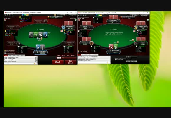 Po limitach do celu - NL16 Zoom Poker