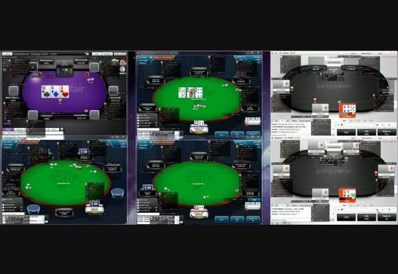 Miksowanie stawek i poker roomów z yacem