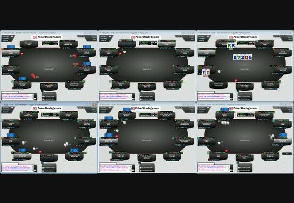 NL200-2000小筹码(SSS)满员桌现场评论视频(译制)